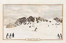 Scottish Antarctic Expedition - Robert C. Mossman, meteorologist