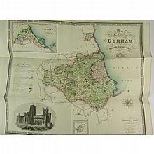 Durham, 4 maps, comprising: Greenwood, C. & J.