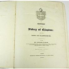 Glastonbury, Somerset - Warner, Rev. Richard