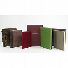 Luzern Verlag, 2 facsimile illuminated manuscripts