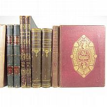 Miscellaneous folios and quartos, including Dante Alighieri