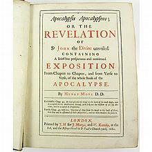 More, Thomas - John Evelyn's copy