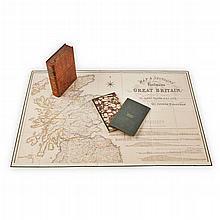 Railway Map - George Bradshaw