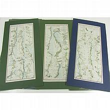 Scotland - Taylor, George & Skinner, Andrew, 7 maps, and one other