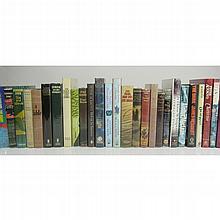 Modern first editions, 29 volumes, comprising Herbert, James