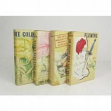 Four novels - Fleming, Ian