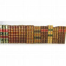 Scott, Sir Walter - Ten First Editions, comprising