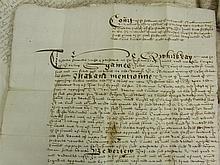 88 Seventeenth Century Scottish Legal Documents