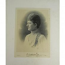 Alexandra, Queen of Edward VII, as Princess of Wales