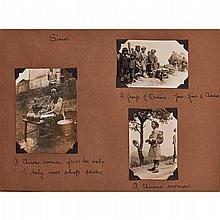 Myanmar - Burma - 5 photograph albums, including Kingdon-Ward