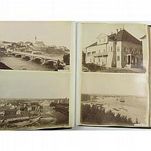Photographs, Russia, Narva (Estonia), South Africa, Shetland, St Kilda