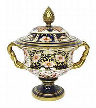 ROYAL CROWN DERBY PART COFFEE SERVICE