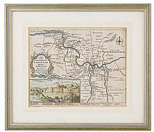 Smith, George - map of Carlisle