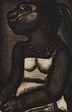 § GEORGES ROUAULT (FRENCH 1871-1958) CRISTAL DE ROCHE 31cm x 20cm (12.25in x 8in)