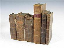 6 legal works - 16th and 17th century