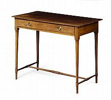 GEORGE III MAHOGANY SIDE TABLE 18TH CENTURY 87cm wide, 70cm high, 46cm deep