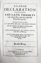 [Balcanquhall, Walter], for King Charles I