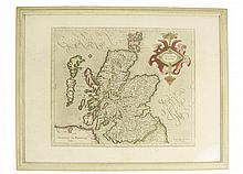 Scotland - Sussex - 3 maps