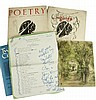 Gawsworth, John - Nina Hamnett (British, 1890-1956) - illustrations, manuscripts & typescripts, Nina Hamnett, £270