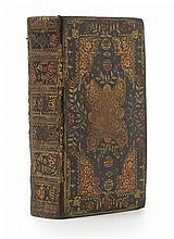 Bible, Latin - 'The Naval Binder'