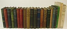 Stevenson, Robert Louis - a collection, mostly first editions