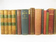Highlands, a collection of c. 69 volumes, including Browne, James