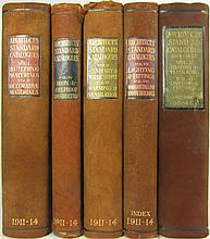 Architects' Standard Catalogues 1911-1914.