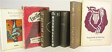 Literature, a collection of 7 volumes including, Rakóczi, Basin Ivan