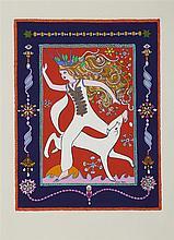 Roper, Hilary - Pattersand Press - illustrations for Sashka the Snow Princess
