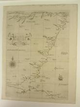 East Coast of Scotland, 1647 - Sir Robert Dudley