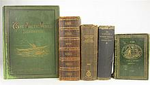 Arctic, Lloyd's Register & Shipping, a collection of 5 volumes, including