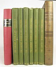 Cabinet Making, 8 volumes, including Hepplewhite, A.