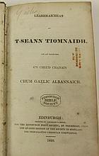 Bible, in Gaelic