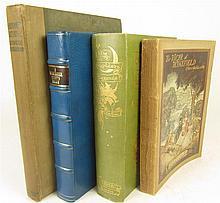 Rackham, Arthur, illustrator - Ingoldsby, Thomas