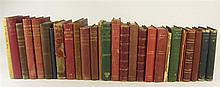 Ayr and Ayrshire, 29 books, including Robertson, William