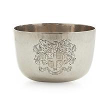 A William III Britannia standard tumbler cup Height: 5.5cm, weight: 3.9oz