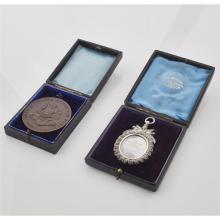A Scottish school medallion