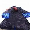 CHINESE SILK WINTER COAT