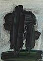 STANISLAUS RAPOTEC (AUSTRALIAN 1913-1997) EASTER CRUCIFIXION 76cm x 54.5cm (30in x 21.5in)