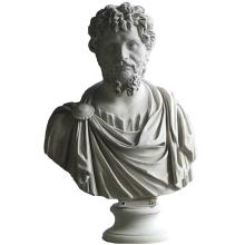 Septimius Severus, cultured marble portrait bust after