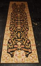 Aubusson tapestry rug. 8' 2