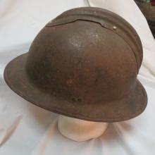 WW2 French War Helmet WWII