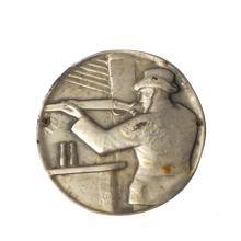 Old Shooting Hunting Medal