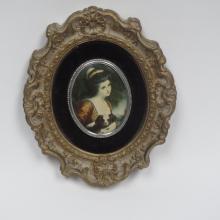 Lady Hamilton by George Romney Wall Art