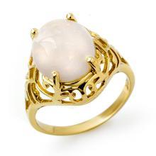 10K Yellow Gold Jewelry 2.55 ctw Opal Ring - SKU#U14P1- 90661- 10K