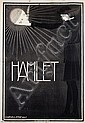 Poster by Chris Lebeau - Hamlet, Chris Lebeau, Click for value