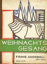 Poster by Paul Schuitema - Weihnachts Gesang