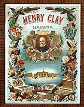 Poster by  Anonymous - Habana Henry Clay Cigars