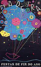Poster by Eduardo L. Gomes - Madeira