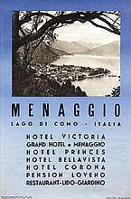 Poster by  Anonymous - Menaggio Lago Di Como Italia